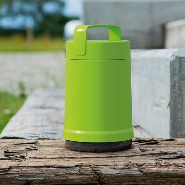 Termobox na jídlo Rocket Green, 1 l