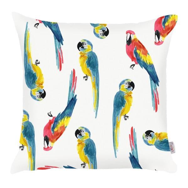 Obliečka na vankúš Apolena Parrots Pattern, 43×43 cm