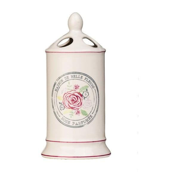 Belle krémszínű agyagkerámia fogkefetartó - Premier Housewares