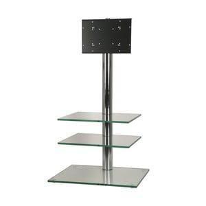Televizní stolek TV Clear 3D