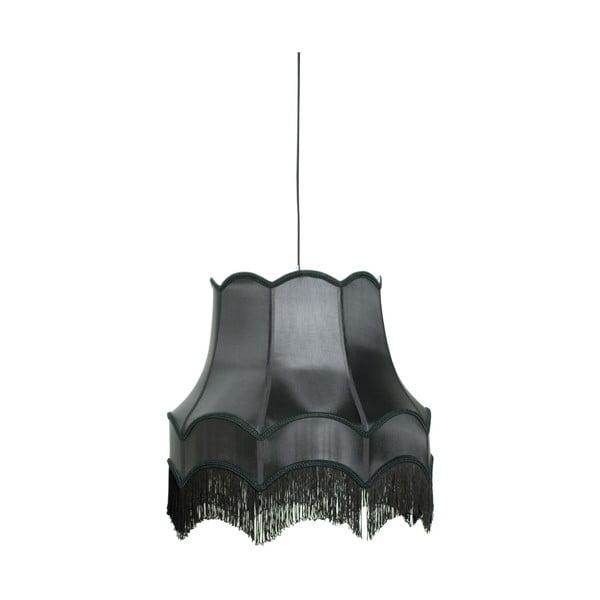 Závěsná lampa Fringe, grey