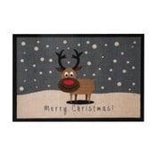 Rohožka Zala Living Merry Christmas Reindeer, 40 x 60 cm