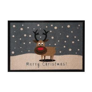 Rohožka Zala Living Merry Christmas Reindeer, 40x60 cm