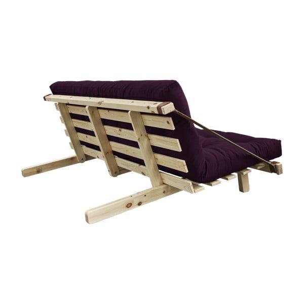 Variabilní pohovka Karup Jump Natural/Purple Plum