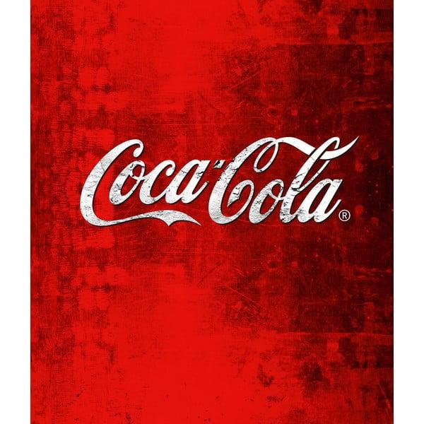 Skleněný kryt na zeď u sporáku Wenko Coca-Cola Classic, 70x60cm