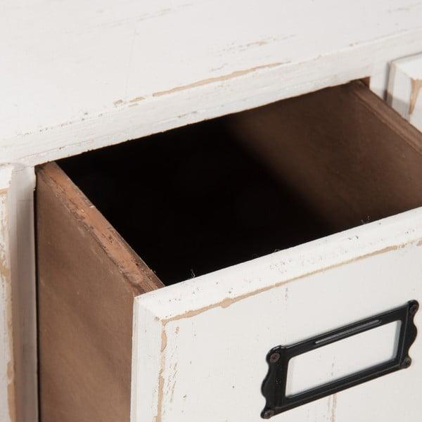 Skříňka s 16 zásuvkami Cabinet Archive, 81 cm