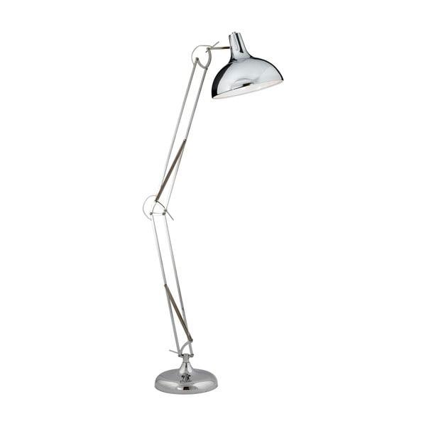 Volně stojící lampa Searchlight Goliath, stříbrná