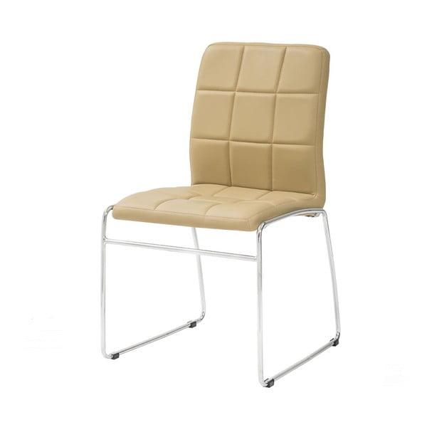 Jídelní židle Kid, béžová