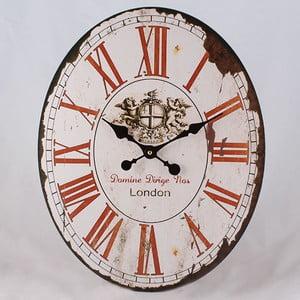 Dřevěné hodiny Kingdom