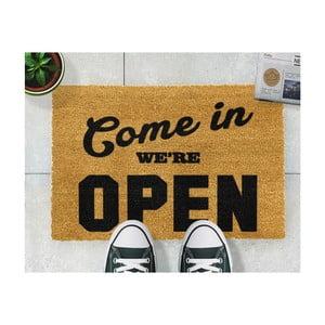 Rohožka Artsy Doormats We're Open,40x60cm