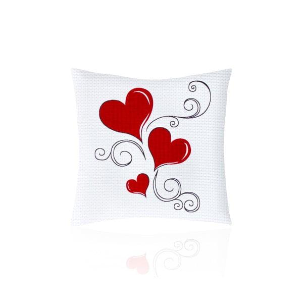 Povlak na polštář Romance, 50x50 cm
