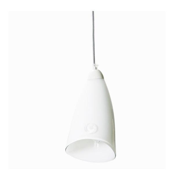 Stropní světlo Glass, bílé