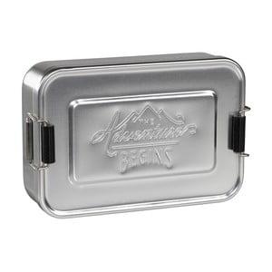 Cutie pentru gustare Silver Tin