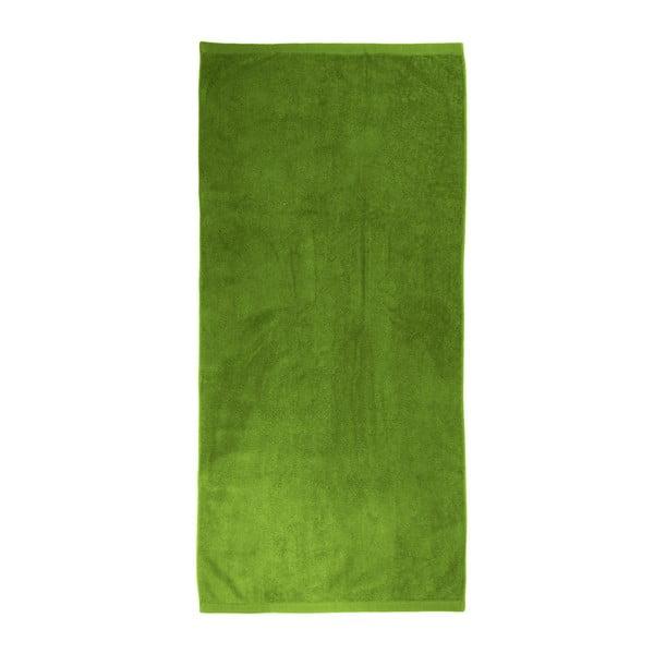 Prosop Artex Alpha, 70 x 140 cm, verde măsliniu