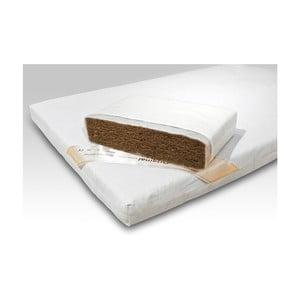 Saltea din fibre de nucă de cocos Faktum, 70 x 120 cm