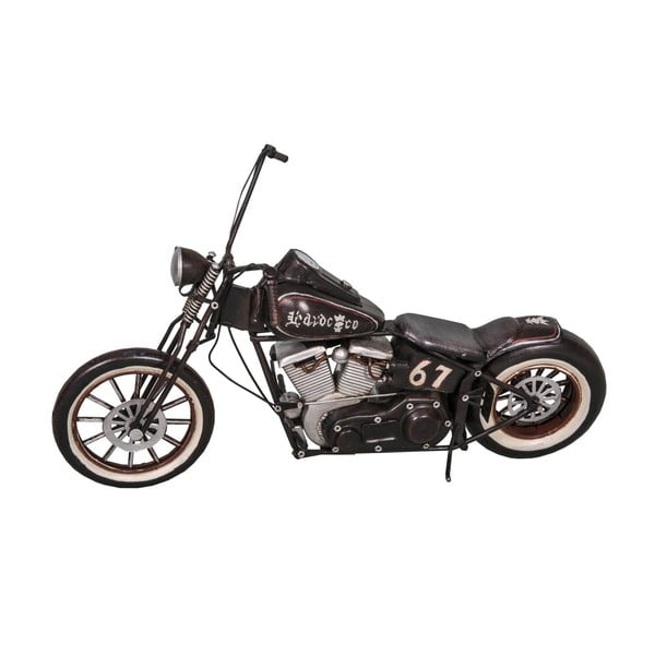 Dekorativní objekt Black Motocycle