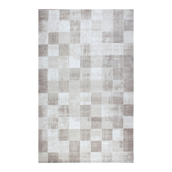 Koberec Mosaic Grey, 160x230 cm