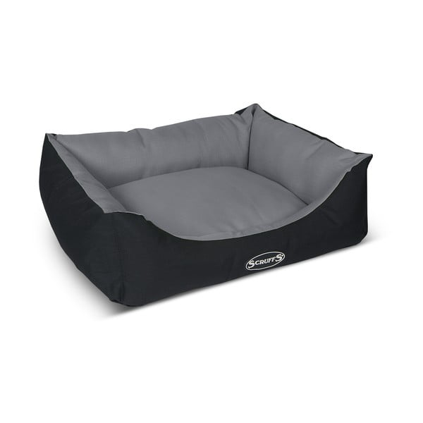 Psí pelíšek Expedition Bed M 60x50 cm, šedý