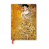 Agendă Paperblanks Klimt´s Portrait of Adele, 13 x 18 cm