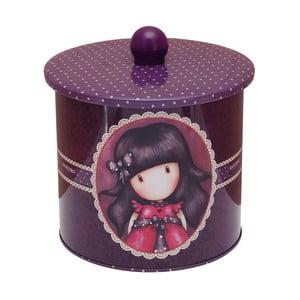 Dóza na sušenky Santoro London Gorjuss Ladybird