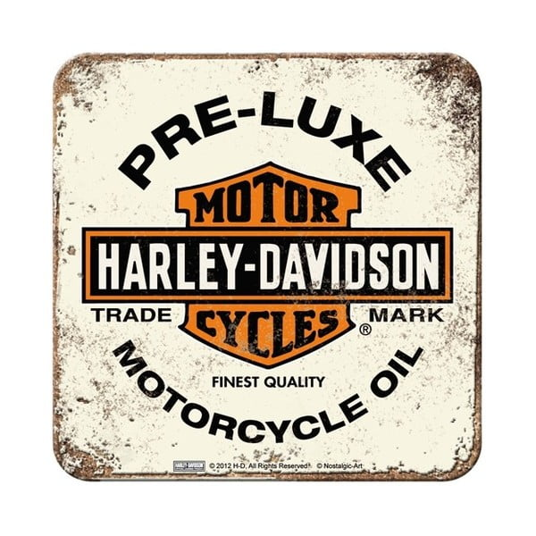 Sada 5 podtácků Postershop Harley Pre-Luxe