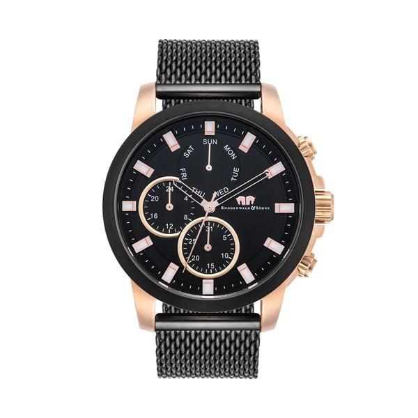 Pánské hodinky Rhodenwald&Söhne Teseus Black