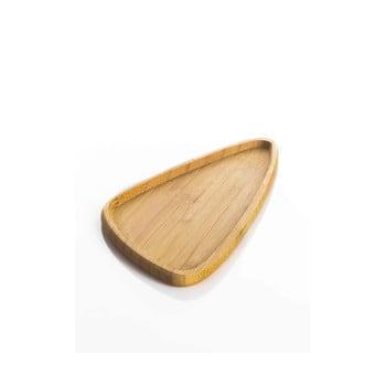Platou din bambus Bambum Viego Triangle S de la Bambum