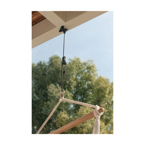 Univerzální systém na uchycení houpacího křesla (na strom a do stropu)