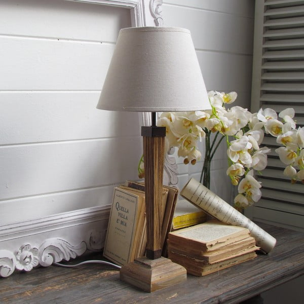 Stolní lampa Orchidea Milano Fusion White