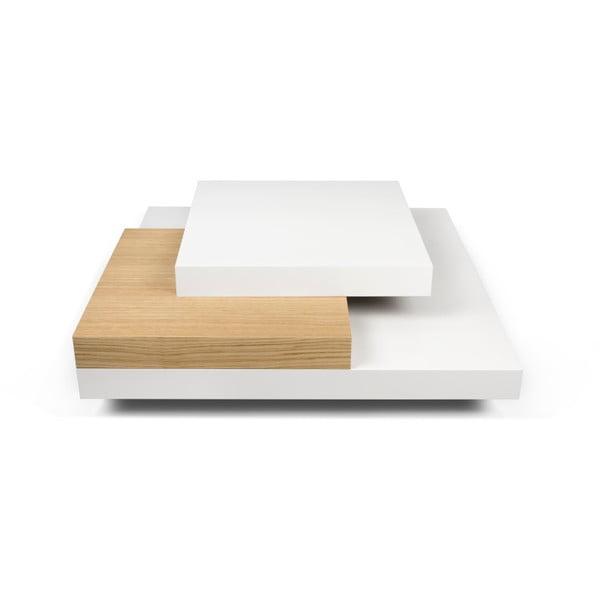 Bílý stolek TemaHome Slate