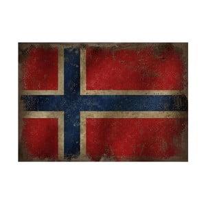 Obraz na plátně Flag, 71x50 cm