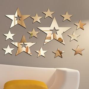 Dekorativní zrcadlo Hvězdy