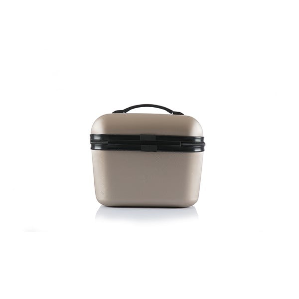 Cestovní taška Brand Developpement Vanity, zlatá