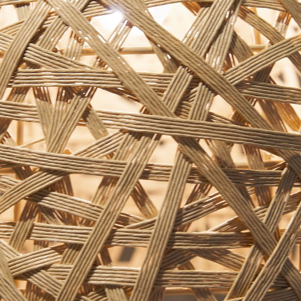 Stropní světlo Present Time Nest Natural, velké