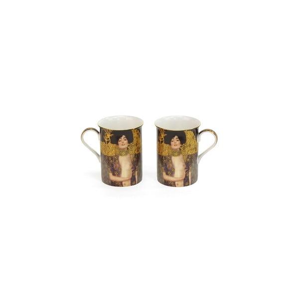 Sada 2 hrnků Klimt, 320 ml