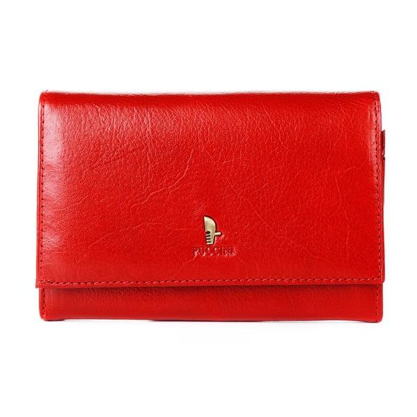 Kožená peněženka Battipaglia Puccini