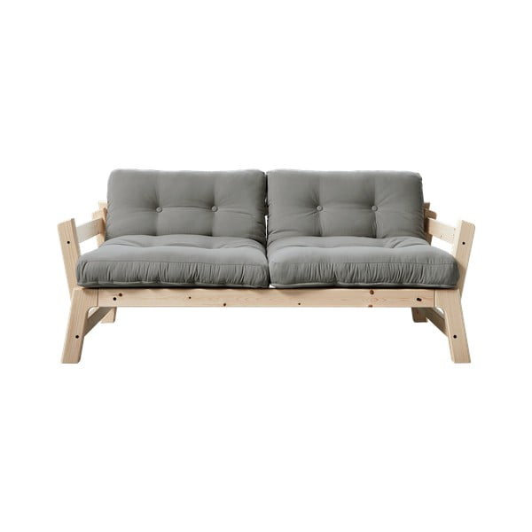 Sofa rozkładana Karup Design Step Natural/Grey