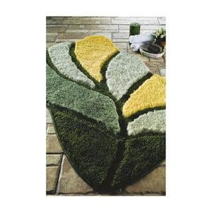 Covoraș de baie Confetti Bathmats Arsus, 60 x 100 cm, verde