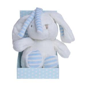 Modrý plyšový hrací králík Ewax Rabbit with Music