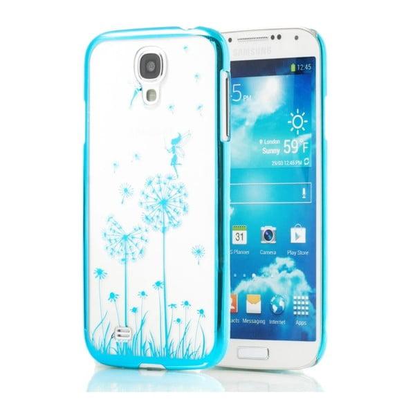 ESPERIA modrý s pampeliškami pro Samsung Galaxy S4