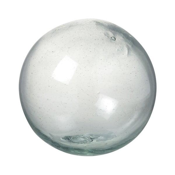 Skleněná dekorace Parlane Glass, Ø10 cm