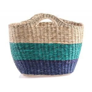 Úložný košík z mořské trávy Slowdeco Greece
