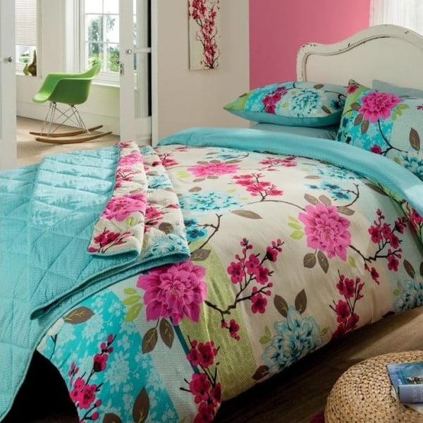 Přehoz přes postel Saigon Multi, 220x230 cm