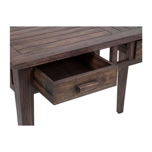 Pracovní stůl ze dřeva mindi Santiago Pons Antalia