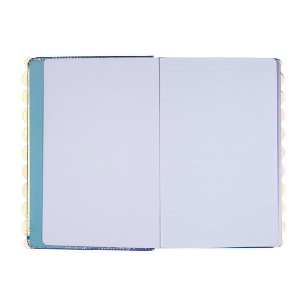 Zápisník Tri-Coastal Design Mermaid, 120 stránek