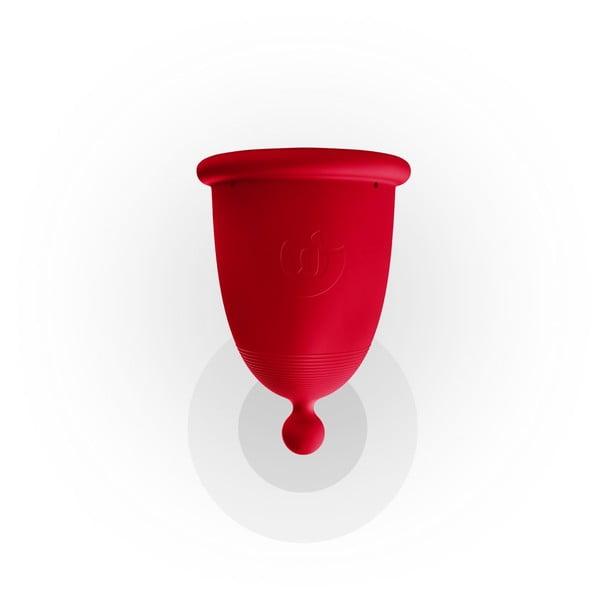 Czerwony kubeczek menstruacyjny Whoop.de.doo Light