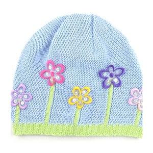 Dívčí čepice Lacka, modrá