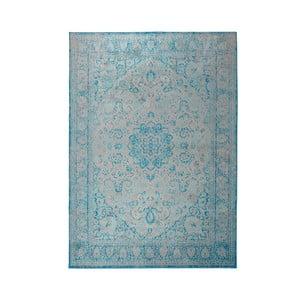 Modrý koberec White Label Chi, 160x231cm