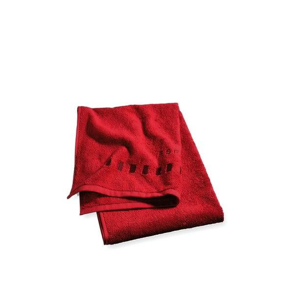 Osuška Esprit Solid 70x140 cm, červená