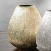Váza Gold Shimmer, 22 cm